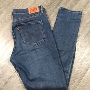 Levi's Light Wash 311 Shaping Skinny Jeans size 29